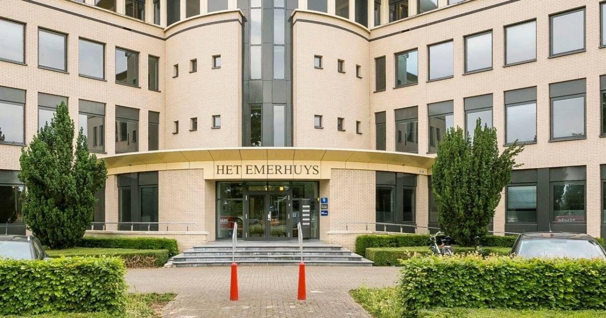 Het pand van Financieel Raadhuis in Zutphen
